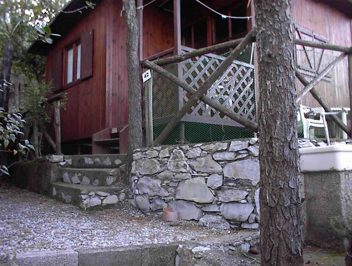 Bungalow - Vista esterna