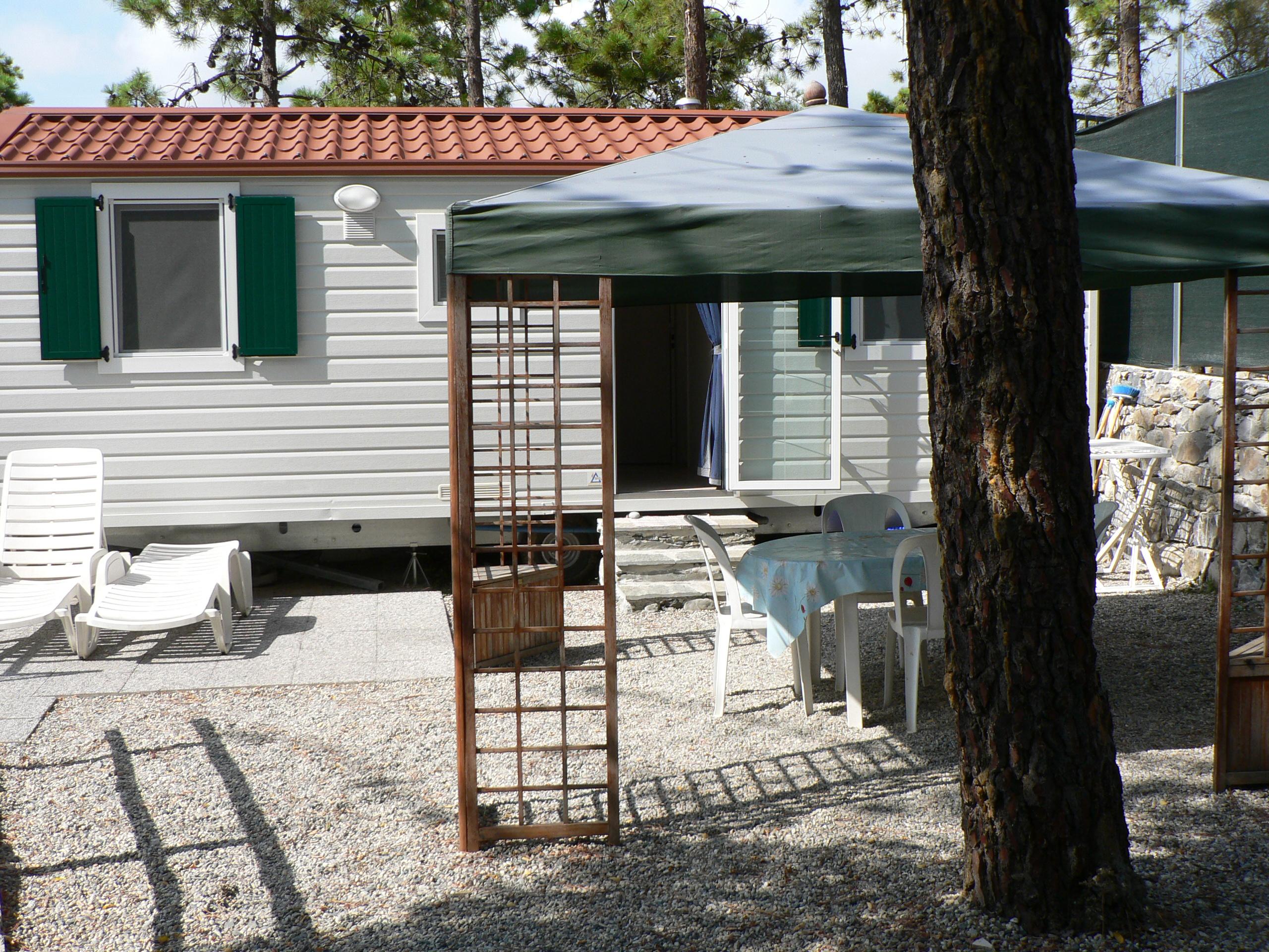 Casa Mobile - Vista esterna