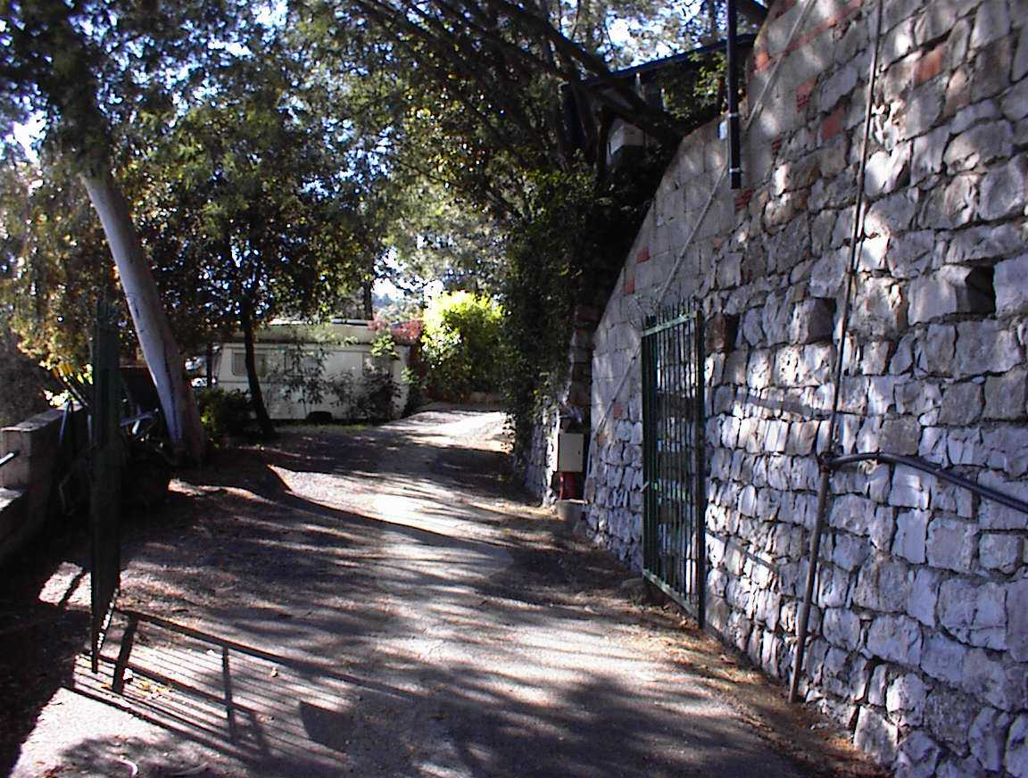 ingresso camping la pineta